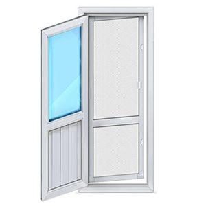 Москитные сетки на дверь