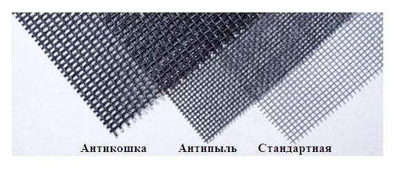 Москитная сетка Антипыль или Антипыльца